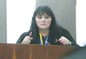Суддя Неля Ластовка