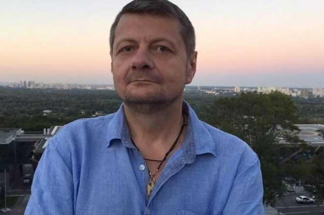 Ігор Мосійчук поскаржився на шантаж з боку колекторів